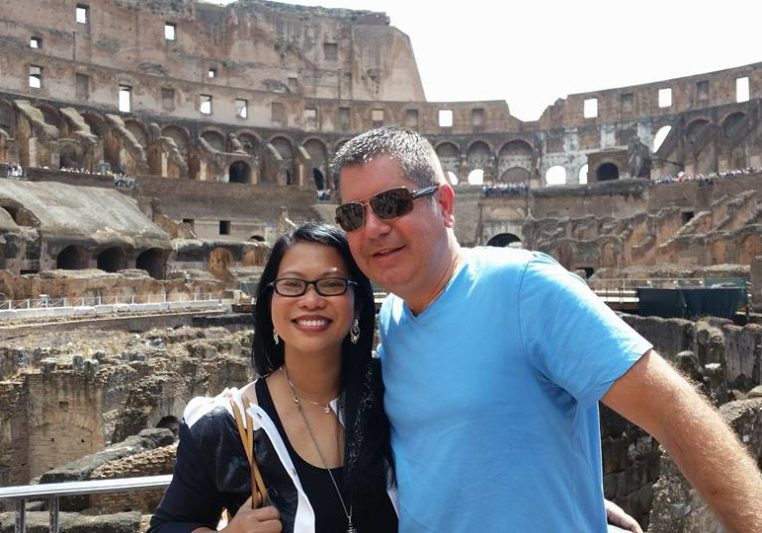 Our Roman Holiday : Part 1